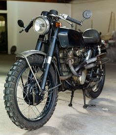 Of motorcycles and movies