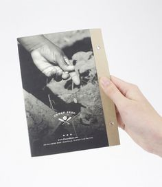 Graphic-ExchanGE - a selection of graphic projects #urban #print #book #photography #seed