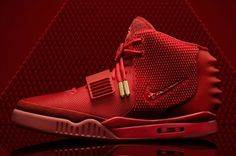 NIKE air yeezy 2 red october designed by kanye west #nike