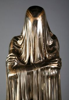 face-off bronze .by kevin francis gray #bronze #face #sculpture