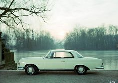 Mercedes-Benz 220 SEb (111 series, 1961–1965) #coupe #auto