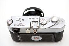 Leica M2 #camera #leica #industrial #dials