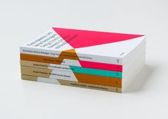 Atelier Carvalho Bernau: Octavo book collection — NEW #editorial #design #graphic #book