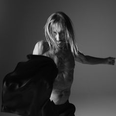 hedi slimane iggy pop photography