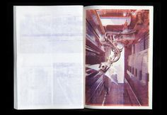 xavier antin / Just in Time, or A Short History of Production #printing #design #graphic #process