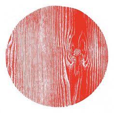 M O O D #red #design #graphic #wood #circle #japan