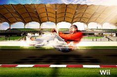 race game #ads #paulo #wii #marinelli #rodrigo #speed #video #game #brazil #campinas #so #race