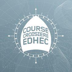 Course croisière EDHEC | Phileman   Agence de communication et de design   Nantes / Lorient