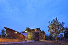 Brick House by iStudio Architecture #architecture #design #brick
