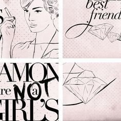 Made by Koning #24 - Diamonds are (NOT) a girl's...