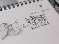 Beautiful Sketches from Dribbble #sketches #dribbble