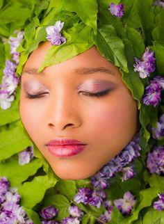 Beauty Photography by Gina Roston #inspiration #photography #beauty