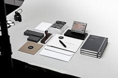 Bureau Rabensteiner : Lovely Stationery . Curating the very best of stationery design #identity #branding