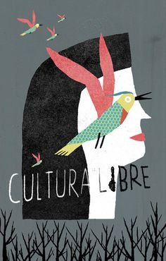nomono #culture #illustration #poster #bird