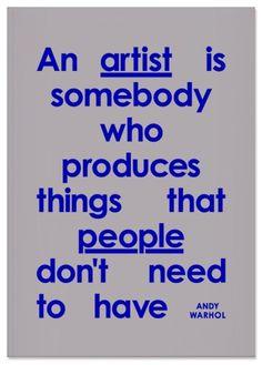 Art #design #typography #poster
