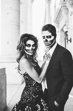 Love you to Death: Skeleton Halloween