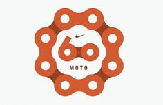 Nike 6.0 Motocross | Allan Peters #allan #motocross #orange #peters #nike #logo
