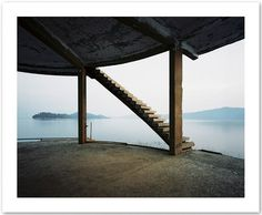 http://www.tochtermann.fr/files/gimgs/58_nam ngum2.jpg #lake #abandoned #architecture #structure