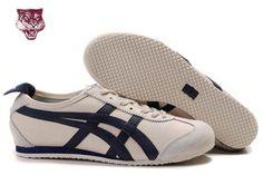 Mens Onitsuka Tiger Mexico 66 Lauta Beige-Black Shoes
