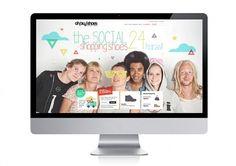 Web design inspiration   #383 « From up North   Design inspiration & news