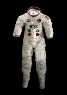 Retro Spacesuit History