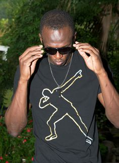 Usain Bolt Collection By Puma #puma #usain #bolt #shirt