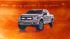 Ford F-150 by Caleb Halter for The Mill