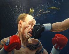 Creative Paintings by Ole Fick