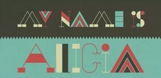 Fonts - Alicia by Alexander Wright - HypeForType Font Shop
