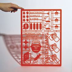 #lasercut #neon #pantone805 #infographic #ocd#infographic #illustration #typography