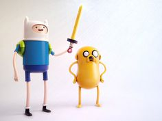 Finn and Jake #adventure #explore #pals
