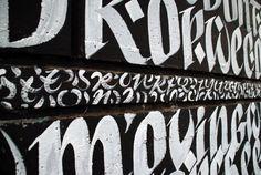 BLAQK #calligraphy #greg #blaqk #art #street #papagrigoriou