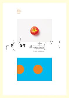 Poster / Cl: PLOT / AD+D: カイシトモヤ (room-composite) / Ph: 本多大介 Tokyo ADC 2012 入選。 Graphic Design in Japan 2012 入遠#design #graphic #tokyo #poster #adc #japan
