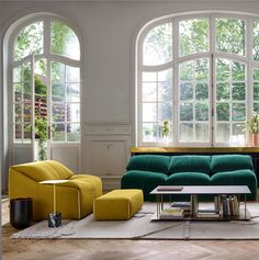 The Latest Living Room Decor Trends - InteriorZine