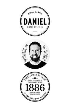 Hotel Daniel Branding #logotype #signatures