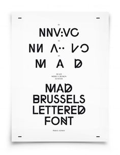 250_mad typo2 w.jpg #poster