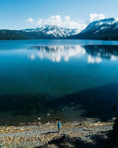 Beautiful Landscapes of Tahoe City and Around by Tsalani Lassiter