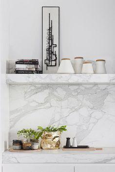 The Design Chaser: Kitchenware | Ideas #interior #design #decor #kitchen #marble #deco #decoration