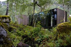 CJWHO ™ (The Juvet Landscape Hotel by Jensen #design #interiors #landscape #nature #photography #architecture #hotel #luxury