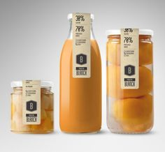 Señor Flequillo Get Inspire #packaging #fruit #blanch