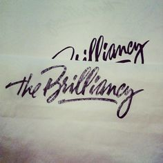Beautiful something... #calligraphy #lettering #sketching #logo #sketch #typography