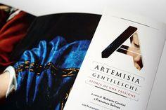 Artemisia Gentileschi : PITIS #logo #print #typography