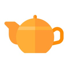 See more icon inspiration related to teapot, Tools and utensils, miscellaneous, tea, coffee, kitchen and food on Flaticon.