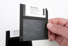Modik Estudio | Diseño Gráfico | Diseño de Producto | Comunicación | Diseño Web #modik #spain #business #programmer #diskette #card #valencia #pablo #toledo