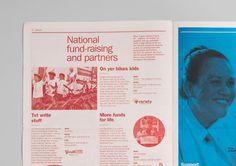 Best Awards - Designworks . / The Warehouse Environmental Booklet