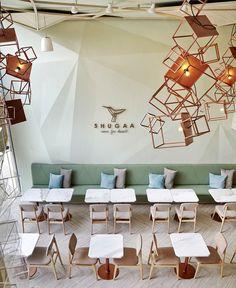 Shugaa Bar in Thailand - #bar, #restaurant, #decor, #interior, #homedecor