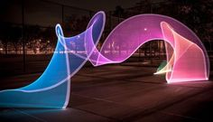 Pixelstick | Light painting evolved