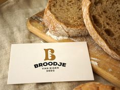 25 Stunning Bakery Business Card Inspiration