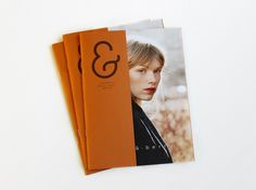 Camille Mermet / Projects / mint&berry #cover #print