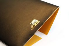 Australian Rugby Union VIP Invite #invite #rugby #vip #union #exclusive #gold #wallabies #australia #foil